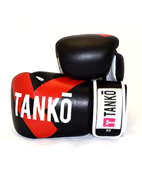 Tanko Boxing Glove Red