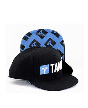Tanko blue snapback cap
